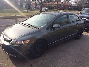 2009 Honda Civic LX Sport