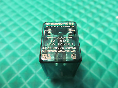 NEW Midland Ross Relay 156-12B200 FREE SHIPPING!!!
