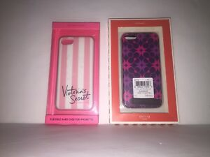 IPHONE CASES SEALED!!! COACH AND VICTORIAS SECRET!!!