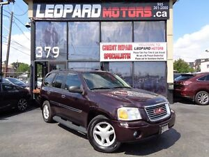 2008 GMC Envoy SLT,4X4,Sunroof,Power Seat*No Accident*