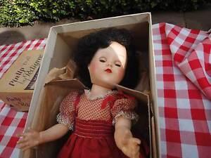 50's Pedigree Doll 'Alice' North Sydney North Sydney Area Preview