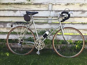 Raleigh super record vintage 12 speed