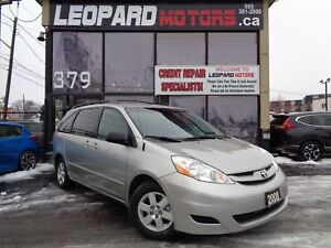 2008 Toyota Sienna CE,8Passenger,Alloy Wheels*No Accident*