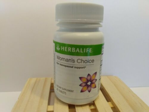 Herbalife Woman's Choice(For Menopausal Support), 30 Tablets  Free Shipping