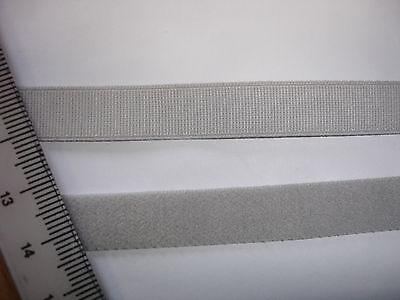 10m elastisches Band 0,25€/m hellgrau  M67