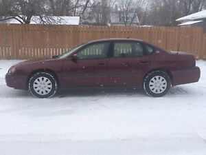 2001 Chevrolet Impala 9C1 LOW KMS
