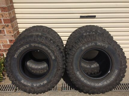 Tyres Mickey Thompson MTZ Worrigee Nowra-Bomaderry Preview