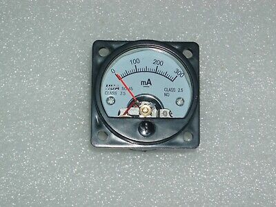 Analog Panel Meter Dc 0-300ma Ammeter So-45
