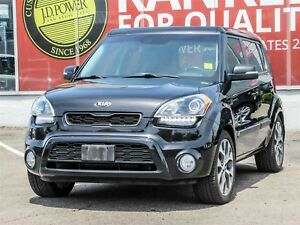 2013 Kia Soul 2.0L 4u Luxury NAVIGATION, LEATHER, PANORAMIC R...