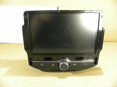 2018-2019 Chevrolet Traverse Radio Receiver Display OEM