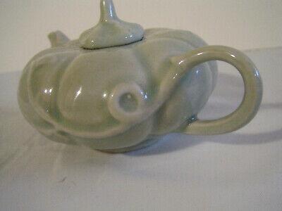 Mini Pumpkin Teapot - 2 1/2