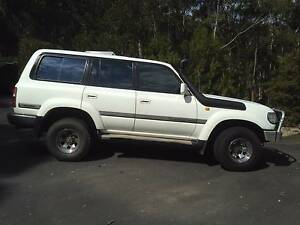 1990  Sahara Toyota LandCruiser Wagon Blackmans Bay Kingborough Area Preview