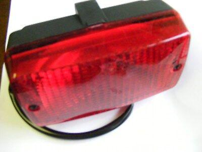 PAJERO SHOGUN L200 DELICA UNIVERSAL REAR FOG LAMP LIGHT UNIT KIT NEW