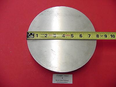8 Aluminum 6061 Round Rod .85 Long T6511 8.00 Diameter Solid Lathe Bar Stock