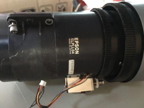 Objectif / lens pour vidéo projecteur pro epson elpll04