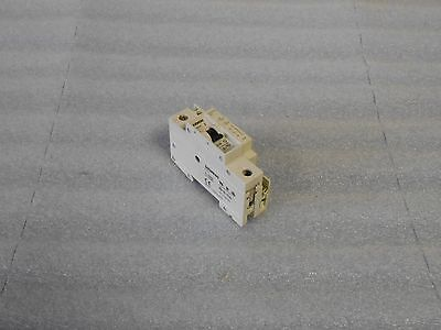Siemens Circuit Breaker, #  5SX21-C13, w/ 5SX9100 Aux Contact, Used,  Warranty