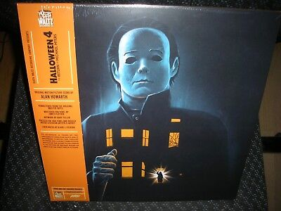 Halloween 4: The Return Of Michael Myers Soundtrack *NEW COLORED RECORD LP VINYL - Michael Myers Music Halloween