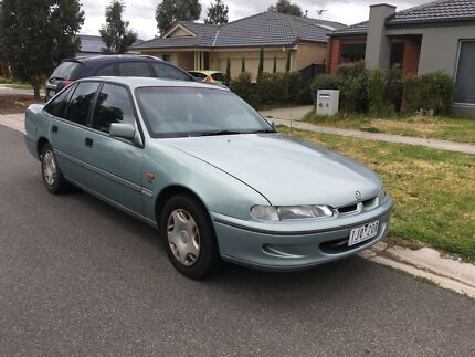 Holden commodore for sale AS IS