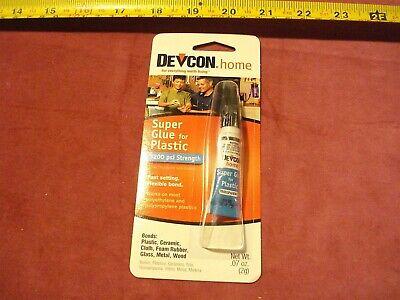 3270. Devcon Super Glue For Plastic 2 Gm