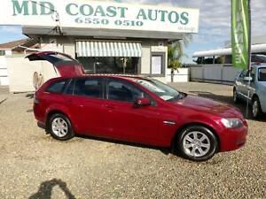 2009 Holden Commodore Sportwagon Taree Greater Taree Area Preview