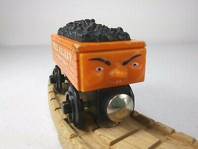 Thomas & Friends Wooden Railway Train Engine Fred Pelhay Coal Co. Car Cargo 1997