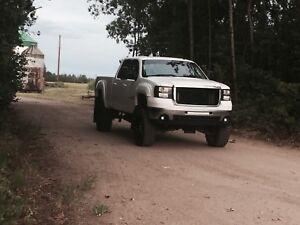 2008 GMC Sierra 2500HD Diesel