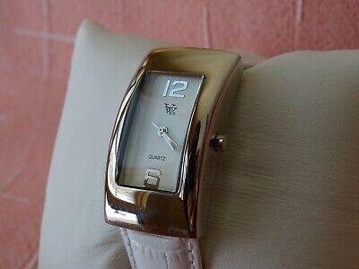 Pierre Cardin Women's Quartz Watch 4385144 with Leather Strap
