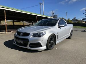 VF SS Ute MY14 6 Speed Manual