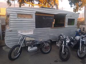 Vintage caravan food truck for sale Ballajura Swan Area Preview