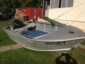 14ft Tinny & Outboard Tumbi Umbi Wyong Area Preview
