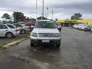 2007 Ford Escape Sports Reliable Car 4*4 with 1 Year Warranty Maddington Gosnells Area Preview