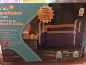 Bed Rail for young children