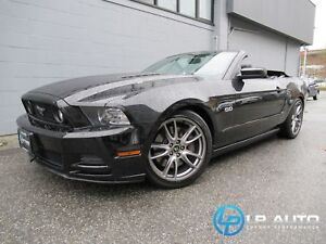 2014 Ford Mustang GT Convertible! MINT! Easy Approvals!