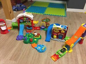Toddler VTech toys