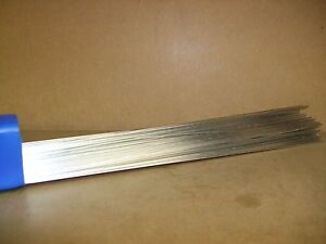 Aluminium tig welding filler wire rods 4043a 5% Silicon 2.4mm x 1kg