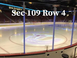 2 Tickets - Vancouver Canucks vs Tampa Bay Lightning - Dec 18