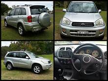 2001 Toyota RAV4 Wagon Wingham Greater Taree Area Preview