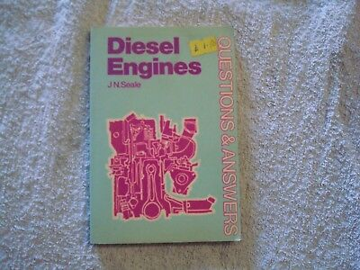 diesel engines questions and answers book