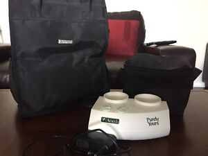 Ameda, Purely Yours, double electric breast pump