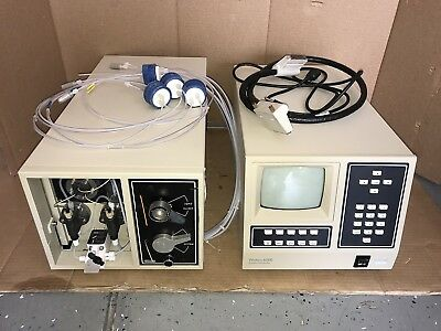 Waters 600 600e Hplc Solvent Delivery System Fluid Pump Controller W Cable