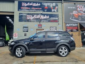 2012 Holden Captiva 7 LX (4x4) LOW KLMS FROM $65PW  Slacks Creek Logan Area Preview