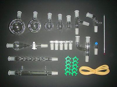 Organic Chemistry Lab Glassware Kit 2440lab Glassware Kit