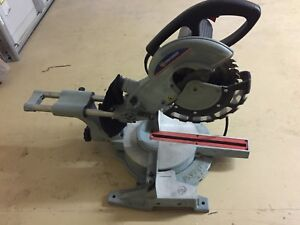 10 inch dual sliding compound miter saw