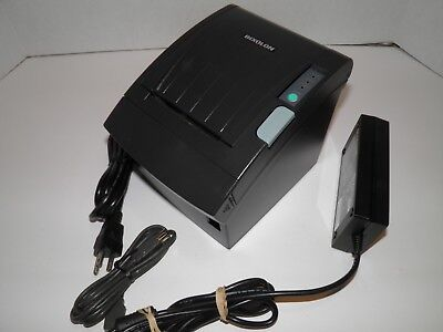Samsung Bixolon Srp-350ug Srp350 Thermal Pos Receipt Printer Usb W Power Supply