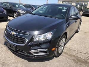 2016 Chvrolet Cruze Limited  /25KM only /Clean Title/$11899