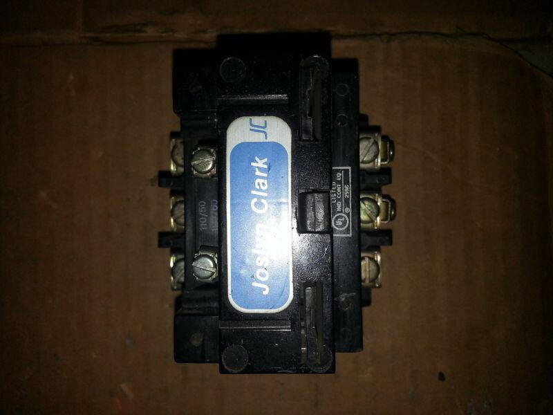 Ward Leonard 8010A5951-14 JOSLYN CLARK Overload Relay 110 VAC