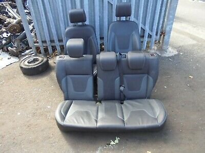 FORD FIESTA MK7 (2008 - 2017) SET OF FULL LEATHER SEATS (5 DOOR)