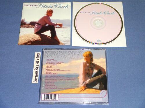Petula Clark Ultimate 2003 CD Dusty Springfield Searchers Connie Francis Chiffon