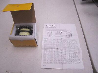 Triad Magnetics Vps28-6250 175va Transformer New