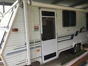 1996 Coromal Caravan 18ft Sandy Beach Coffs Harbour Area Preview